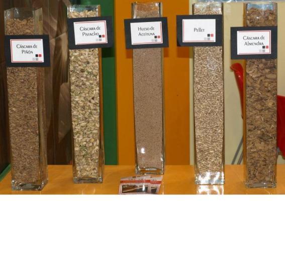 tipos de combustible para calderas de biomasa